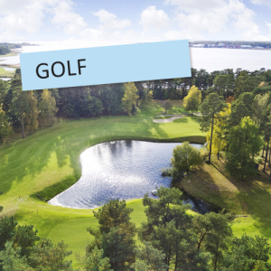 golf in sweden